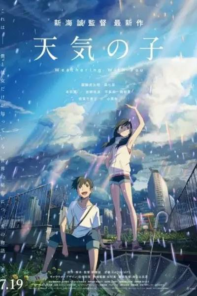 Weathering With You English Subbed