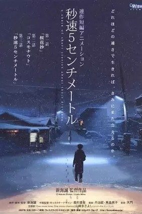 5 Centimeters Per Second English Subbed