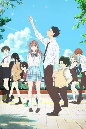 A Silent Voice English Dubbed