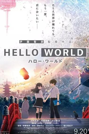 Hello World English Subbed